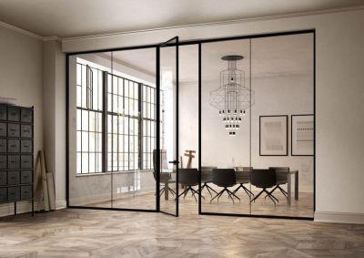 Unique Office Glass Partition Company In Dubai