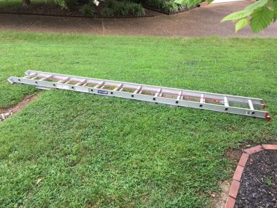 24 extension ladder