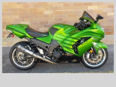 2013 Kawasaki Ninja ZX -14R SuperSport Motorcycles San Antonio, TX