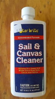 Purchase Star Brite Sail & Canvas Cleaner motorcycle in Crawfordville, Florida, United States, for US $10.00