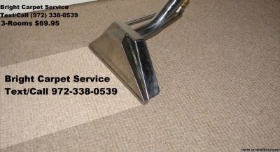 Bright Carpet Service/Carpet Cleaning