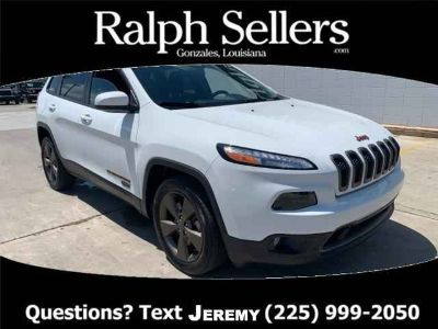 Used 2016 Jeep Cherokee FWD 4dr