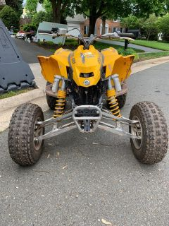 2014 Can-Am DS 450 EFI