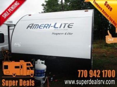 Rent an RV through super deals RV