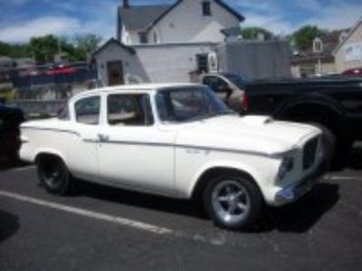1960 Studebaker Lark Gasser