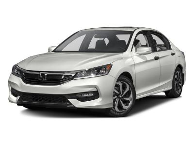 2016 Honda Accord EX-L (Red)