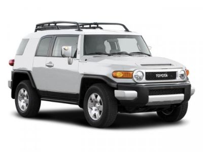2008 Toyota FJ Cruiser Base (Yellow)