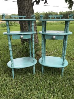 Night stands/ end tables