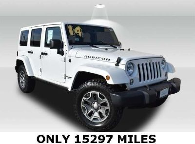 2014 Jeep Wrangler Unlimited Rubicon Hard Top