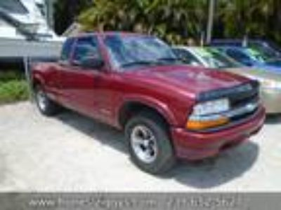 Used 2000 CHEVROLET S10 For Sale