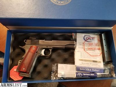 For Trade: Colt MK IV Series 70 1911