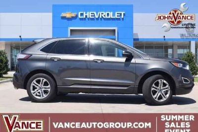 Used 2018 Ford Edge 4dr FWD