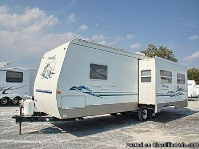 2002 Keystone Cougar 294 RLS Camper RV $1500