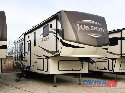 2018 Forest River Rv Wildcat 34WB