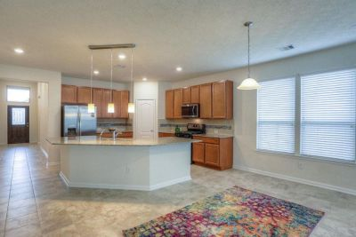 ~BRAND NEW 4 bdrm, 3 full baths,2 car garage, 1 story in Kingwood - FOR RENT