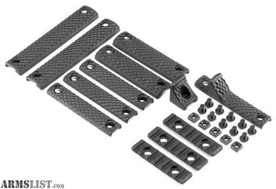 For Sale: KAC-KNIGHT'S ARMAMENT PANEL KIT, DELUXE, URX III & 3.1