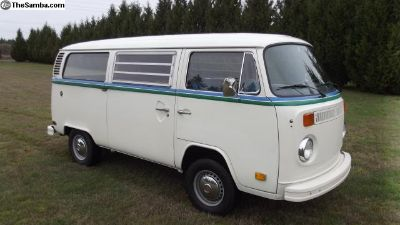 1974 Tin Top Camper. Rare Options. Rebuilt Motor.