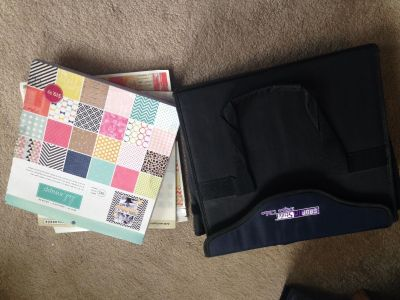 Scrapbooking Supplies and paper