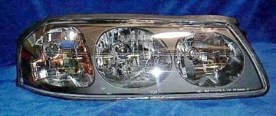 Purchase R HEADLIGHT 00 01 02 03 04 Chevy Impala 2000-2004 New motorcycle in Saint Paul, Minnesota, US, for US $58.75