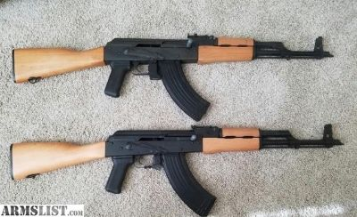 For Sale: WASR-10 Rifles