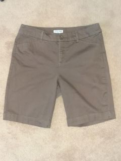 Brown shorts size 12P