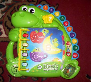 Leap Frog Dino s Educational Delightful Dog