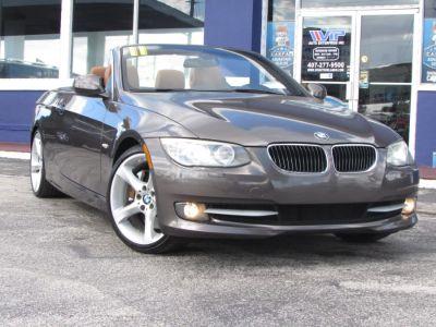 2011 BMW Legend 335i (Mojave Metallic)