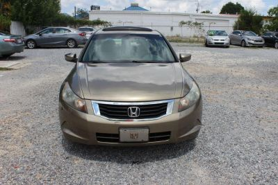 2009 Honda Accord EX-L (Gold)