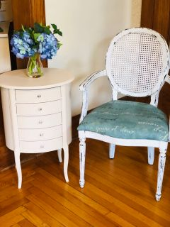 French Country Accent Table