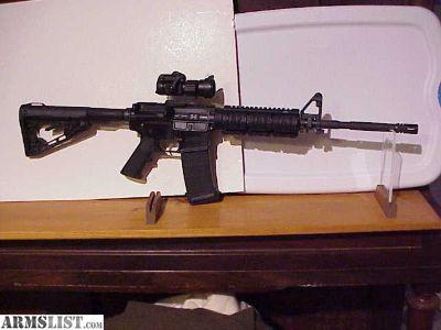 For Sale: COLT M4 AR15 SPORTER