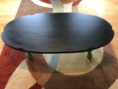 Chalk/coffee table