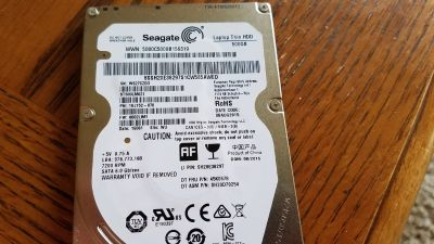 Seagate Desktop/Laptop 500GB High Speed HDD [BRAND NEW]