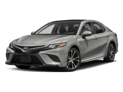 2018 Toyota Camry XSE (Celestial Silver/Midnight Bl)