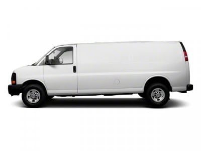 2012 Chevrolet Express 3500 3500 (Summit White)