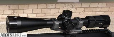 For Sale: Vortex Viper PST Gen 2 5-25x50 w/ Warne AR Mount