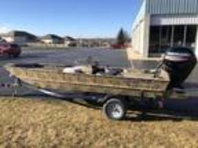 2019 Lowe Boats Roughneck 1860 SC