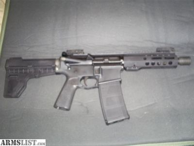 For Sale: 5.56 AR Pistol Package