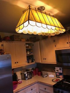 Pool Table or kitchen hanging lamp