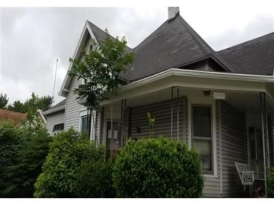 3 Bed 1 Bath Foreclosure Property in Frankfort, IN 46041 - N Clay St