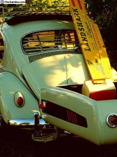 1960 VW Rag Roof
