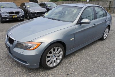 2007 BMW 3-Series 328xi (Arctic Metallic)