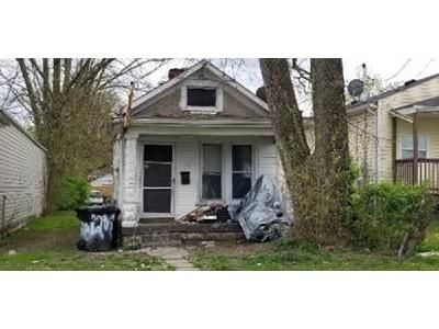1 Bed 1 Bath Foreclosure Property in Louisville, KY 40215 - Seelbach Ave