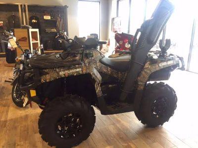 2017 Can-Am OUTLANDER X MR 1000R Sport-Utility ATVs Hobe Sound, FL