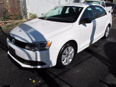 2014 Volkswagen Jetta Base (Candy White)