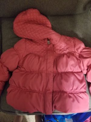 Winter coat 4t/5t