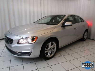 2014 Volvo S60 T5 (Bright Silver Metallic)