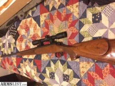 For Sale: Remington model 700