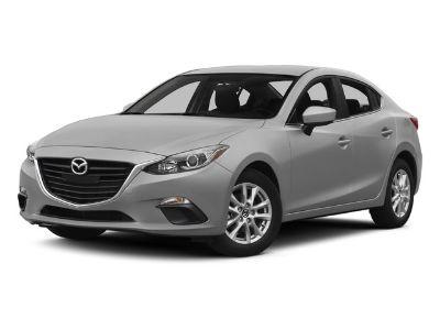 2015 Mazda Mazda3 i Sport (Jet Black Mica)