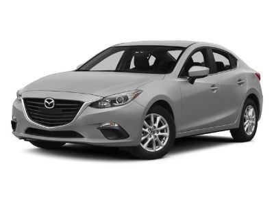 2015 Mazda Mazda3 i Touring (Liquid Silver Metallic)