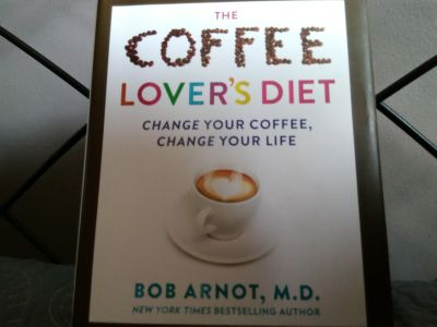 Book all about Coffee
